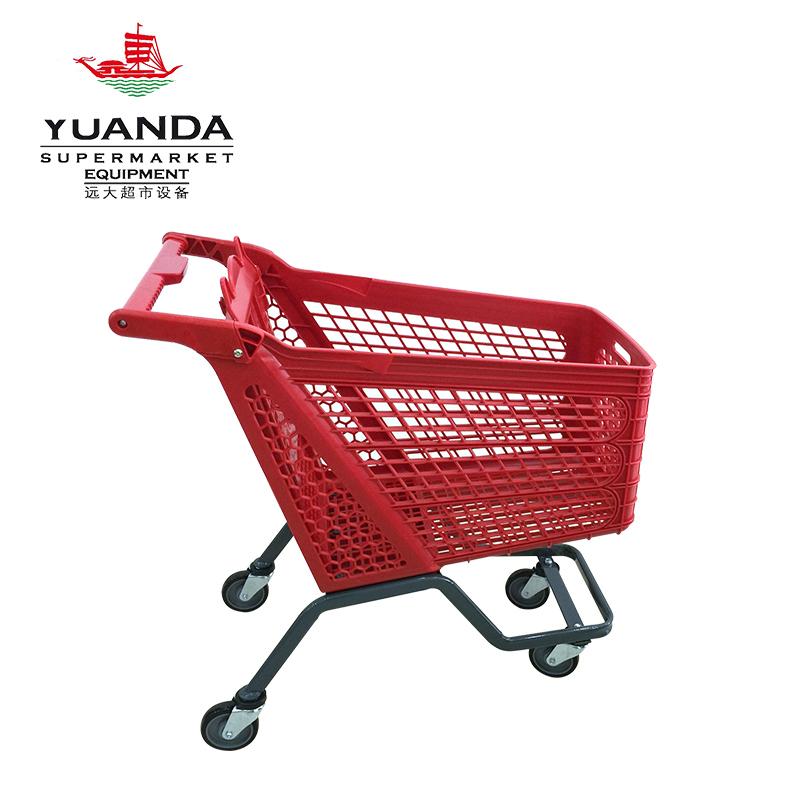 plastic shopping trolley1